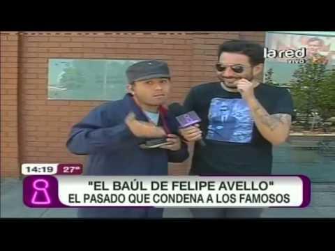 Xxx Mp4 El Baúl De Felipe Avello El Pasado Que Condena A Los Famosos 3gp Sex