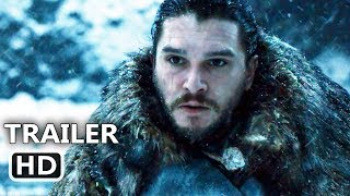 GAME OF THRONES S07E06 Official Trailer (2017) GOT, TV Show HD