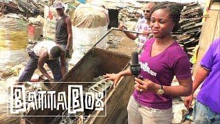 Inside Nigeria's Biggest Scrap Yard