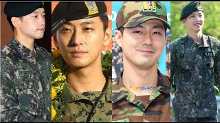 10 Handsome Korean Celebrities That Are Even Hotter In Military Uniforms
