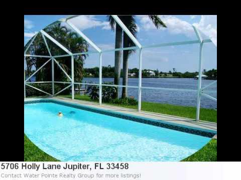 Beautiful Home For Sale In Jupiter, Fl. 4 Bedroom, 2 Bath Lo