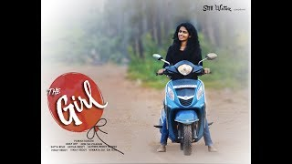 the girl -  new short film 2018 II Sneha Talika Presents II A film by Pawan Bonam