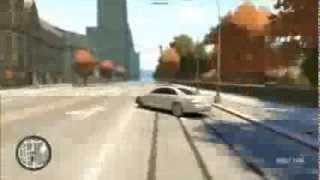 أخطر هجولة و تفحيط في قراند GTA IV مع رابط تحميل اللعبه