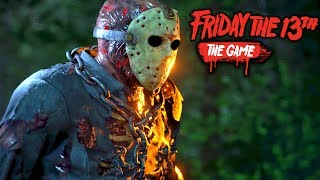 Friday The 13th The Game 😱 ALL JASON SKINS LIVESTREAM 😱 (Friday The 13  Gameplay)