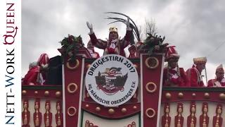Rosenmontagszug Engelskirchen 2017 Karnevalszug De Zoch kütt