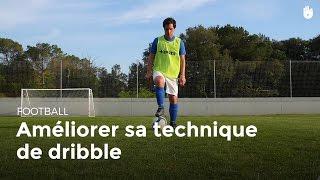 Exercice d'entrainement pour améliorer sa technique de dribble | Football
