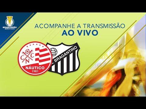 Náutico x Bragantino – Brasileirão Série C 2018