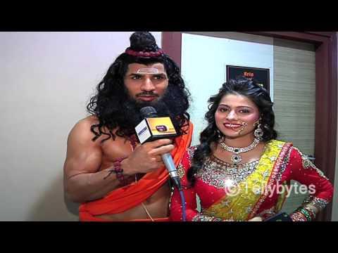 Krip and Aparna talk about their Dussera performances