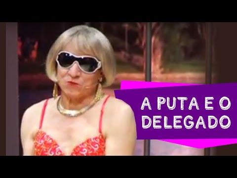 A PUTA E O DELEGADO Nilton Pinto e Tom Carvalho A Dupla do Riso