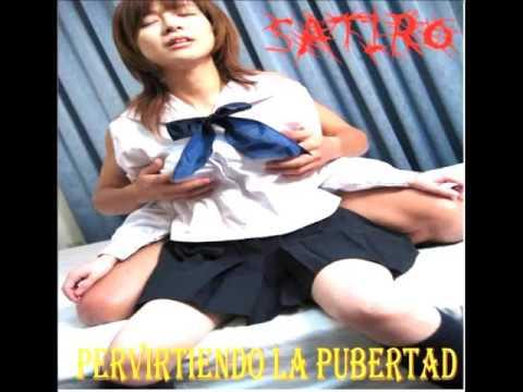 Satiro Pervirtiendo a la pubertad
