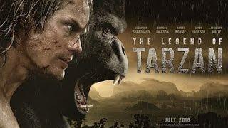 La Leyenda De Tarzan - Trailer 1 - Español Latino 2016