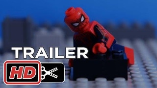 LEGO SpiderMan Homecoming (Official Trailer Lego Recreation 2017)