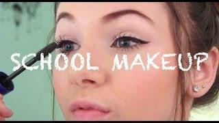 Simple Everyday School Makeup Routine♡