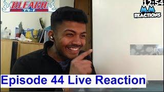 Ishida vs Mayuri Finale!! - Bleach Anime Episode 44 Live Reaction