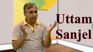 Founder of Samata Foundation Mr. Uttam Sanjel on 45 Minutes with Rupa Khadka