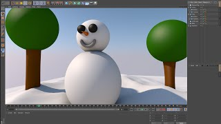 1/29 Mega Curso tutorial Cinema 4D