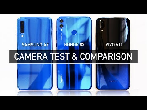 Xxx Mp4 Samsung A7 2018 Honor 8X Vivo V11 CAMERA TEST Sample Photo Video Zeibiz 3gp Sex