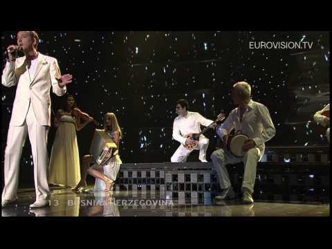 Hari Mata Hari Lejla Bosnia and Herzegovina 2006 Eurovision Song Contest