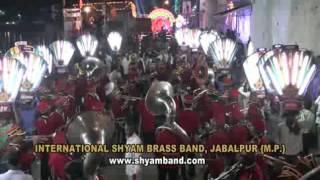 BAHUBALI BHAGVAN KA MASTIKA AVHISHEK... INTERNATIONAL SHYAM BRASS BAND JABALPUR (MP) 9827095800