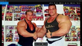 Rich Piana !!! TIME to TALK about the GIANTS of the SPORT Bodybuilding !