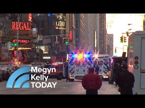 Xxx Mp4 Explosion At New York Port Authority Injured Suspect Is In Custody Megyn Kelly TODAY 3gp Sex