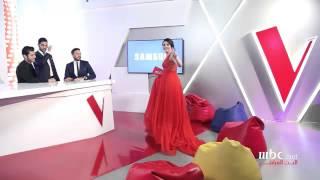 #MBCTheVoice - مؤمن نور يستضيف شيرين عبد الوهاب والمشتركين الأربعة المتأهين الى النهائيات