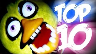 Top 10 Facts About Chica – Five Nights at Freddy's
