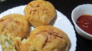 Aloo Kachori Recipe - Khasta Aloo Potato Kachori recipe
