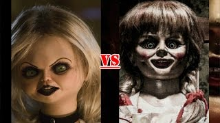 BATALHA MORTAL  tiffany vs annabelle