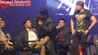 CINTA PERTAMA THE MUSICAL: Kelakar Fattah Amin Kata Pergi Toilet Pun Rindu Fazura