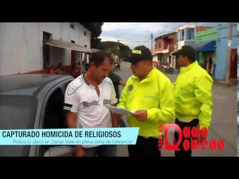 Capturado Homicida de sacerdotes en Roldanillo