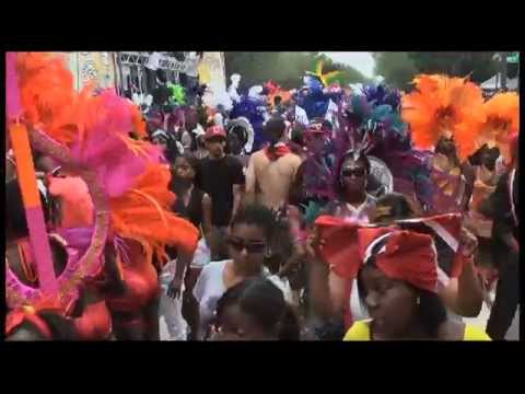 WEST INDIAN LABOR DAY PARADE 2012