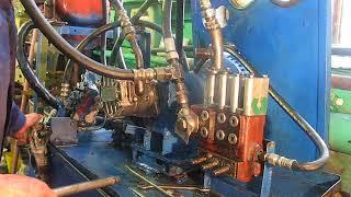 Гидрораспределитель Р80-3/4-222 МТЗ-80