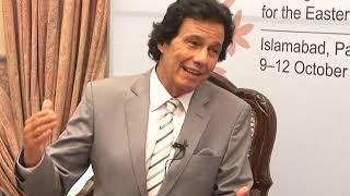 Health Minister Oman Ahmed Mohammad Al Saidi PTVworld