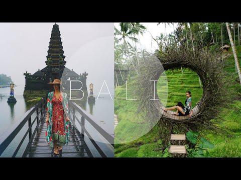 Bali Travel Vlog 2019 Stephanie Simonsen