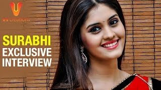 Surabhi Exclusive Interview | Express Raja Telugu Movie Special | Sharwanand | UV Creations
