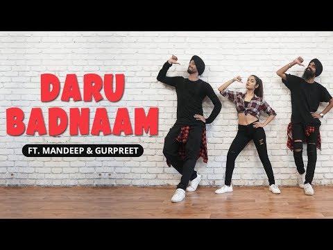 Daru Badnaam   Kamal Kahlon & Param Singh   Dance Cover   LiveToDance with Sonali