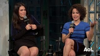 "Ilana Glazer and Abbi Jacobson On ""Broad City"" 