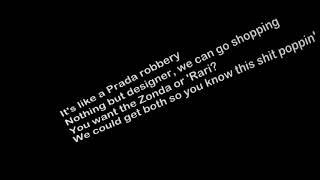 Bas- Boca Raton ft ASAP Ferg (Lyrics)