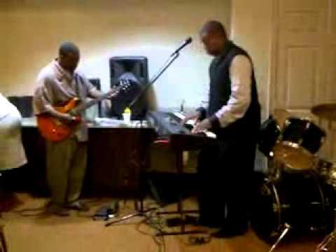 Pastor Ziphus S.Foster  9/11/11 musicians jam session