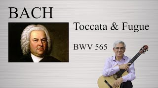 Toccata and Fugue, BWV 565 (J. S. Bach)