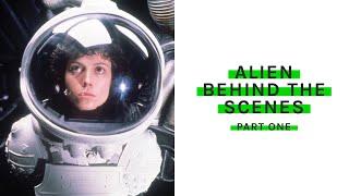Alien - Behind The Scenes - Part 1