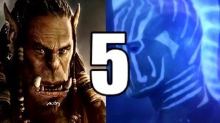 Top 10 Upcoming  Sci Fi Movies 2015   2016 TRAILERS!