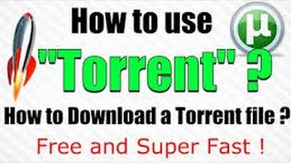 How to use torrent on your android smartphones for fast downloads