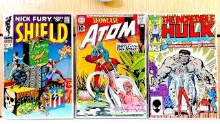 Comic Book Haul #89 HOT BOOK ALERT! +ROAD-TRIP!