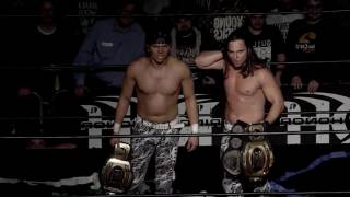 Download Broken Matt Hardy debut-return in Ring Of Honor (Final Battle 2016) 3Gp Mp4