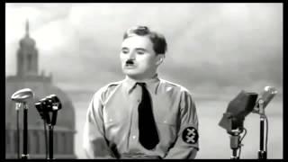 Charlie Chaplin - The Greatest Speech Ever Made