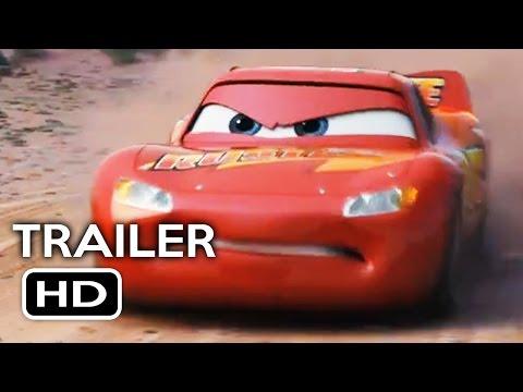 Cars 3 Teaser Trailer 4 2017 Disney Pixar Animated Movie HD