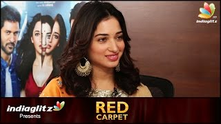 Interview: Tamanna opens up about her role in Bahubali 2  | Devil Movie Red Carpet