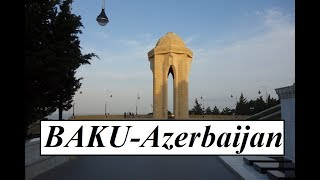 Azerbaijan/Baku (Doğaüstü -Kirov Park)  Part 4